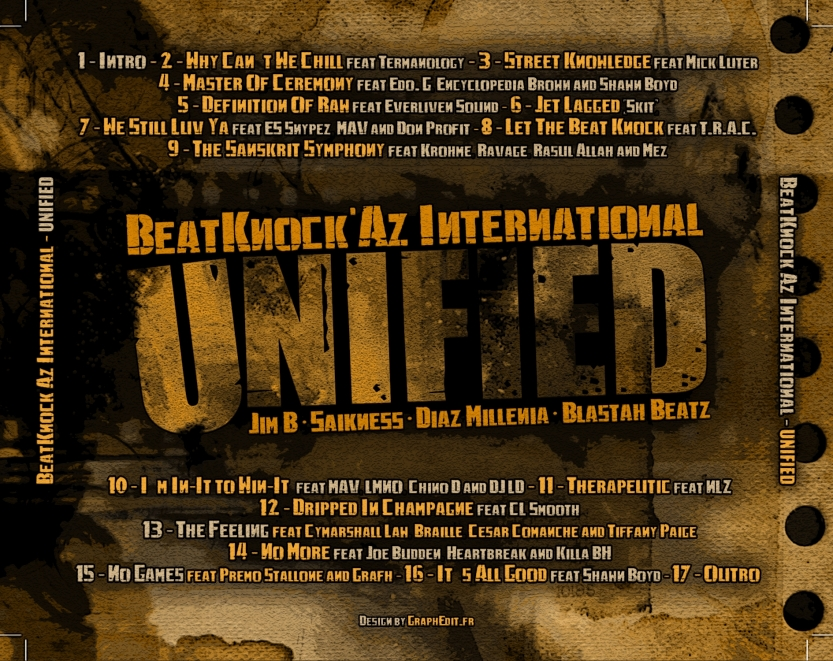Unified...Hip-Hop Is Back y'all!!